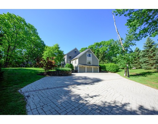 Single Family Home for Sale at 24 Whitney Road Boxford, Massachusetts 01921 United States