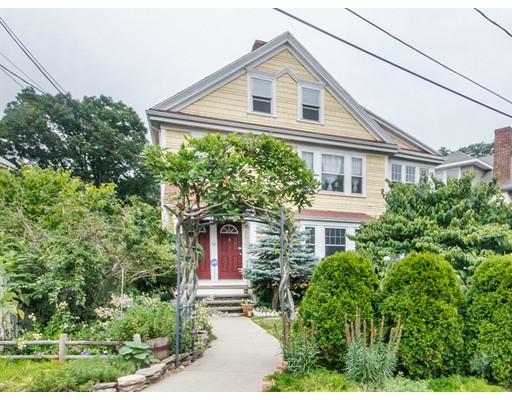 Casa Multifamiliar por un Venta en 7 Pine Street 7 Pine Street Belmont, Massachusetts 02478 Estados Unidos
