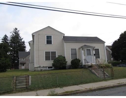 Casa Unifamiliar por un Venta en 580 County Street Fall River, Massachusetts 02723 Estados Unidos