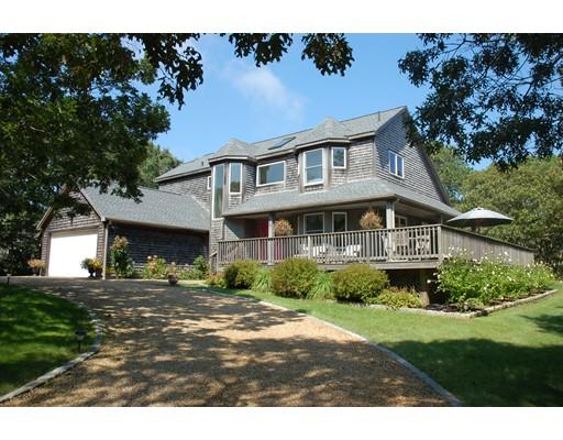 Casa Unifamiliar por un Venta en 18 Dodgers Hole Road 18 Dodgers Hole Road Edgartown, Massachusetts 02539 Estados Unidos