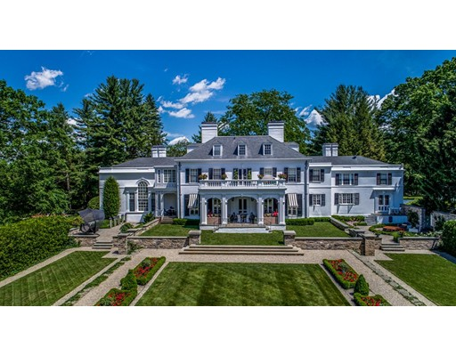 Single Family Home for Sale at 1075 Lowell Road Concord, Massachusetts 01742 United States