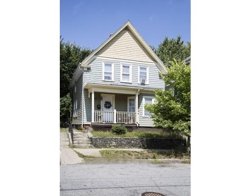 Casa Unifamiliar por un Venta en 217 Vermont Avenue Providence, Rhode Island 02905 Estados Unidos