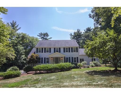Maison unifamiliale pour l Vente à 94 Till Rock Lane Norwell, Massachusetts 02061 États-Unis