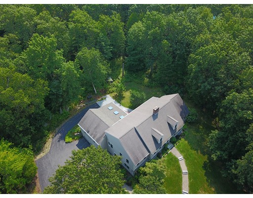 Single Family Home for Sale at 230 Burnt Meadow Groton, Massachusetts 01450 United States