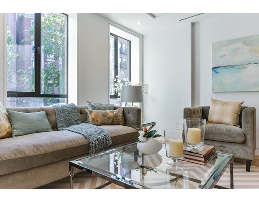 451 Marlborough Street Residence W, Boston, MA 02115