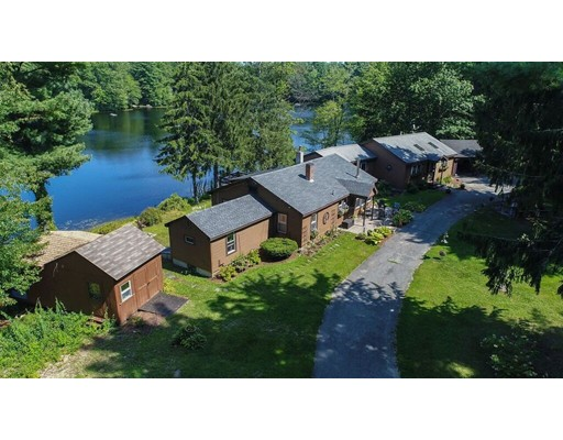 Single Family Home for Sale at 50 Fire Road 10 50 Fire Road 10 Lancaster, Massachusetts 01523 United States