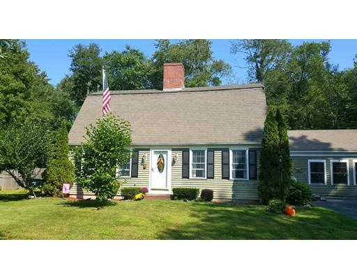 独户住宅 为 销售 在 61 Lancaster Street Rockland, 02370 美国