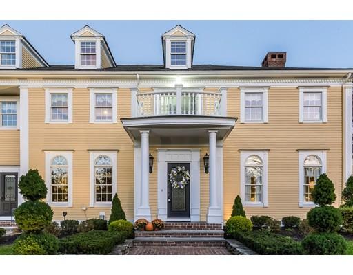Maison unifamiliale pour l Vente à 465 River Street 465 River Street Norwell, Massachusetts 02061 États-Unis