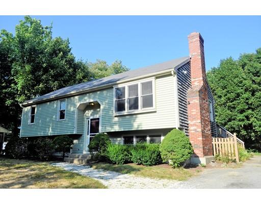 Single Family Home for Sale at 1112 Washington Street East Bridgewater, Massachusetts 02333 United States