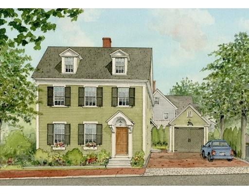 Casa Unifamiliar por un Venta en 23 Warren Street 23 Warren Street Newburyport, Massachusetts 01950 Estados Unidos