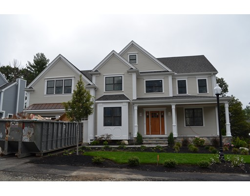 Single Family Home for Sale at 55 ROCKWOOD Lane Needham, Massachusetts 02492 United States