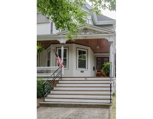 独户住宅 为 销售 在 86 Dexter Street 86 Dexter Street 莫尔登, 马萨诸塞州 02148 美国