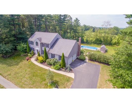 Частный односемейный дом для того Продажа на 22 Field Road Medway, Массачусетс 02053 Соединенные Штаты