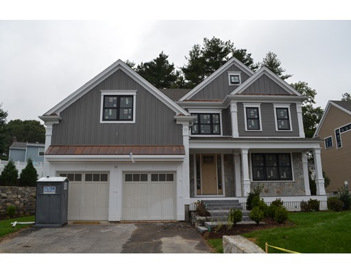 Single Family Home for Sale at 52 ROCKWOOD LANE Needham, Massachusetts 02492 United States