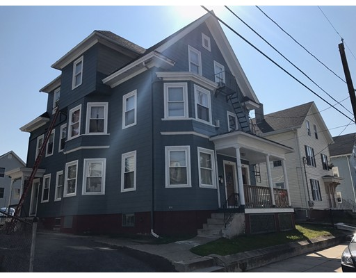 Multi-Family Home for Sale at 98 Cleveland Street Central Falls, Rhode Island 02863 United States