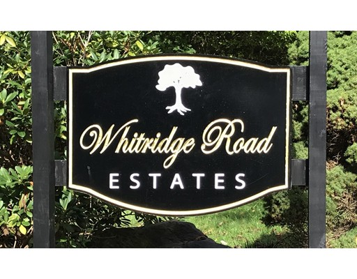 Single Family Home for Sale at 2 Whitridge Road Natick, Massachusetts 01760 United States