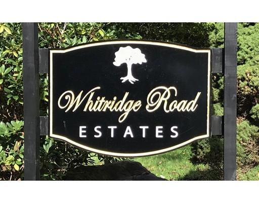Casa Unifamiliar por un Venta en 2 Whitridge Road Natick, Massachusetts 01760 Estados Unidos