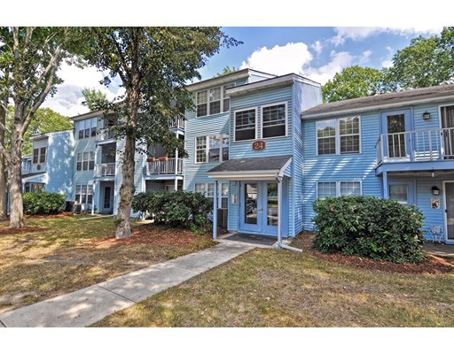Condominium for Sale at 24 Walden Drive Natick, Massachusetts 01760 United States