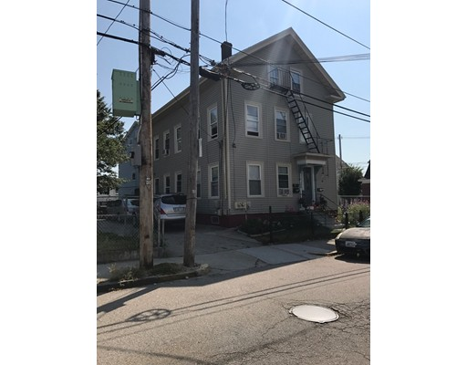 Multi-Family Home for Sale at 394 Central Street Central Falls, Rhode Island 02863 United States