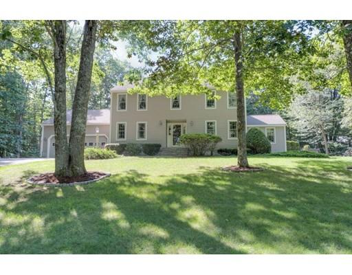 Частный односемейный дом для того Продажа на 2 Sherbrooke Drive Paxton, Массачусетс 01612 Соединенные Штаты