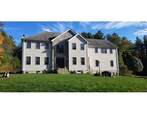 Single Family Home for Sale at 8 Rama Lane Holbrook, Massachusetts 02343 United States
