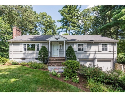 Single Family Home for Sale at 16 Woodchester Drive Weston, Massachusetts 02493 United States