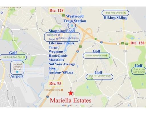 2 NEW SUBDIVISION Mariella Ests., Canton, MA, 02021