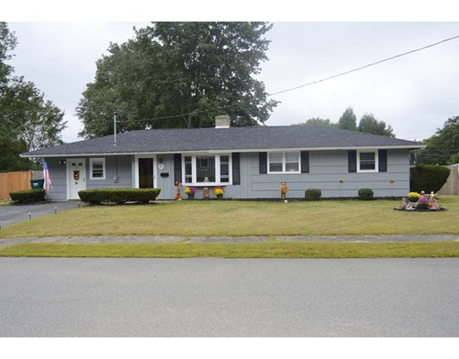 Single Family Home for Sale at 71 Poole Circle Holbrook, Massachusetts 02343 United States