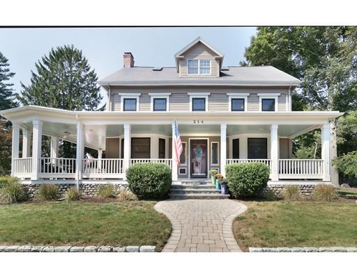 Casa Unifamiliar por un Venta en 214 Exchange Street 214 Exchange Street Millis, Massachusetts 02054 Estados Unidos