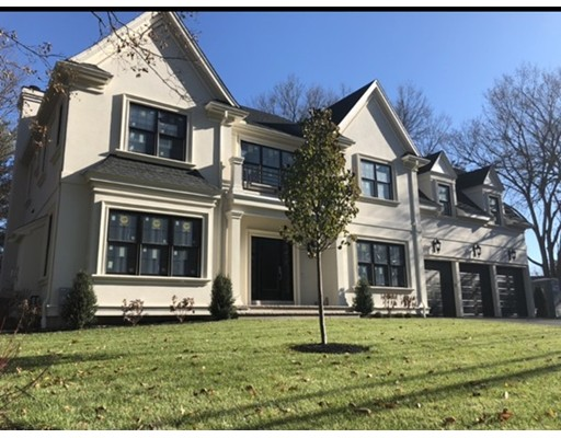 Single Family Home for Sale at 550 DUDLEY ROAD 550 DUDLEY ROAD Newton, Massachusetts 02459 United States