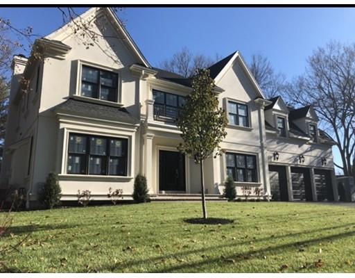 独户住宅 为 销售 在 550 DUDLEY ROAD 550 DUDLEY ROAD 牛顿, 马萨诸塞州 02459 美国