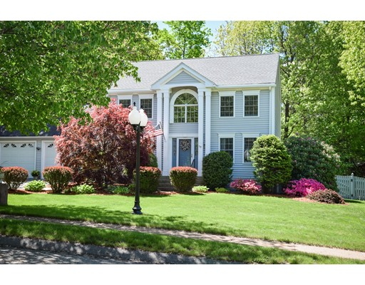 Single Family Home for Sale at 79 Brittany Lane Fitchburg, Massachusetts 01420 United States