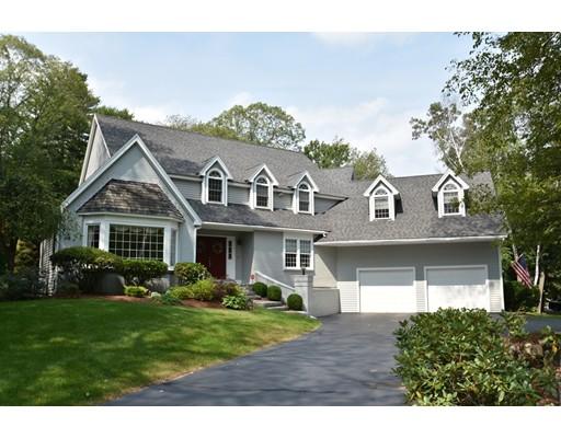 Single Family Home for Sale at 119 Littlefield Lane Marlborough, Massachusetts 01752 United States