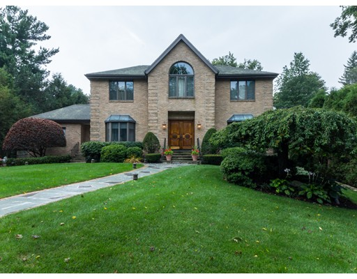 Single Family Home for Sale at 1114 West Roxbury Parkway Brookline, Massachusetts 02467 United States
