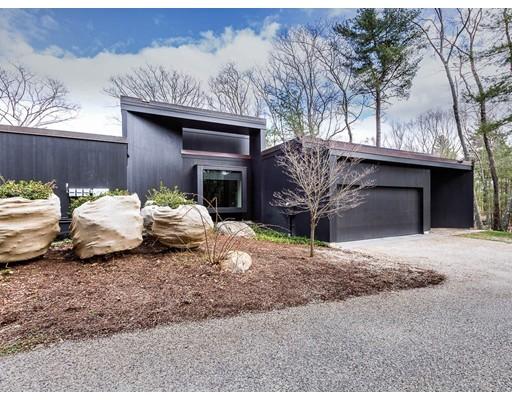 独户住宅 为 销售 在 33 Tabor Hill Road 33 Tabor Hill Road 林肯, 马萨诸塞州 01773 美国