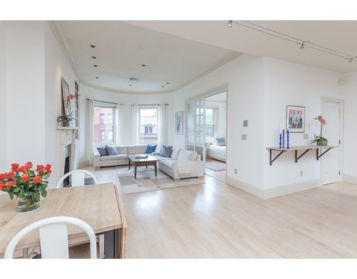 406 Marlborough Street 4, Boston, MA 02115