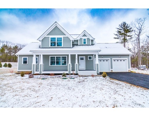 Single Family Home for Sale at 26 LISA LANE 26 LISA LANE Georgetown, Massachusetts 01833 United States