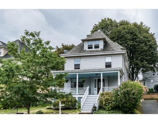 Vivienda unifamiliar por un Venta en 24 Fletcher Street Boston, Massachusetts 02131 Estados Unidos