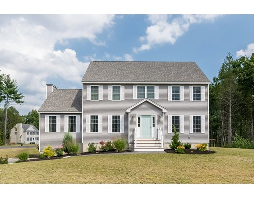 Single Family Home for Sale at 166 Haymeadow Lane Ayer, Massachusetts 01432 United States