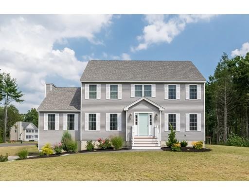 واحد منزل الأسرة للـ Sale في 166 Haymeadow Lane 166 Haymeadow Lane Ayer, Massachusetts 01432 United States