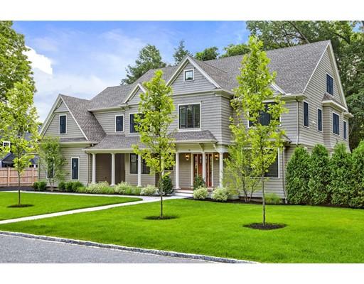 Частный односемейный дом для того Продажа на 35 Jefferson Road 35 Jefferson Road Winchester, Массачусетс 01890 Соединенные Штаты