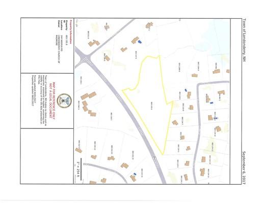 Земля для того Продажа на 244 Nashua Road 244 Nashua Road Londonderry, Нью-Гэмпшир 03053 Соединенные Штаты