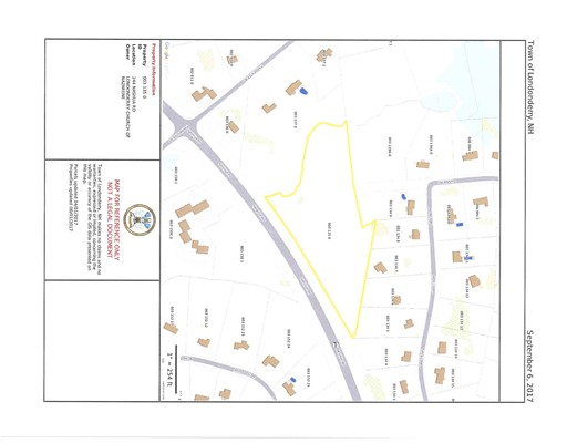 Land for Sale at 244 Nashua Road 244 Nashua Road Londonderry, New Hampshire 03053 United States