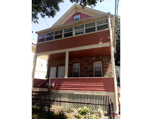 Multi-Family Home for Sale at 48 Cameron Avenue 48 Cameron Avenue Somerville, Massachusetts 02144 United States