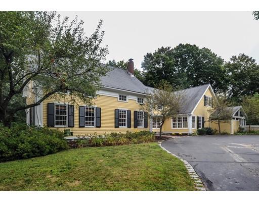 独户住宅 为 出租 在 98 Centre Street 98 Centre Street Dover, 马萨诸塞州 02030 美国