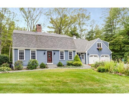 独户住宅 为 销售 在 61 Walnut Street 厄普顿, 马萨诸塞州 01568 美国