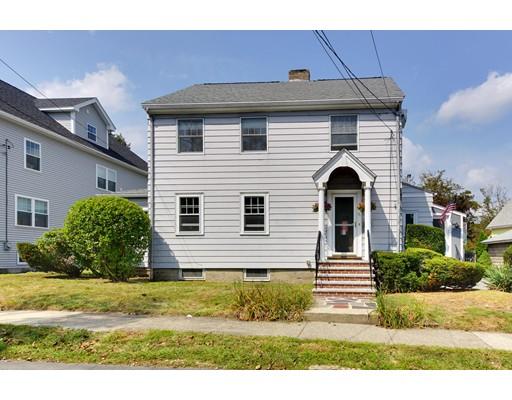 Maison unifamiliale pour l Vente à 11 Maynard Street 11 Maynard Street Arlington, Massachusetts 02474 États-Unis
