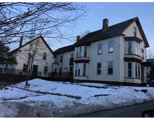 Apartment for Rent at 6 High St #1 6 High St #1 Pepperell, Massachusetts 01463 United States