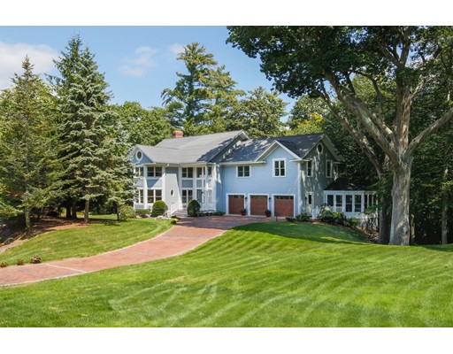 Casa Unifamiliar por un Venta en 1 Charles Davis Drive 1 Charles Davis Drive Wenham, Massachusetts 01984 Estados Unidos