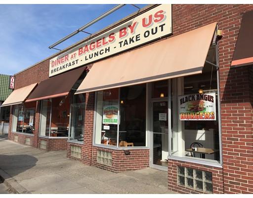 Commercial pour l Vente à 787 Massachusetts Avenue 787 Massachusetts Avenue Arlington, Massachusetts 02476 États-Unis